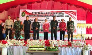 Bupati Yasti Hadiri Peletakan Batu Pertama Pembangunan Pengadilan Agama Lolak Berita Bolmong