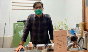 Zeen Arsyad, Barista yang Ketat Terapkan 3 M Berita Kotamobagu