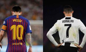 Messi Doakan Ronaldo Berita Olahraga
