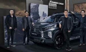Mitsubishi Xpander Cross Rockford Fosgate Black Edition Resmi Diluncurkan, Ini Spesifikasinya Otomotif