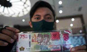 Penukaran Uang Rp 75.000 Bisa Diseluruh Bank Berita Ekonomi