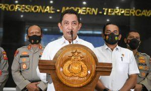 Presiden Jokowi Pilih Mantan Ajudannya Sebagai Calon Kapolri, Berikut Profilnya