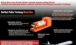 Black Box Benda Paling Dicari Dalam Insiden Kecelakaan Pesawat