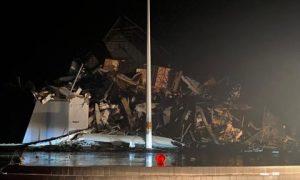 Gempa Magnitudo 6,2 di Sulbar, Kantor Gubernur Ambruk