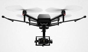 Dikenalkan Sony, Drone Airpeak Diklaim Mampu Membawa Kamera Full Frame
