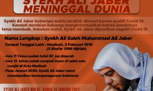 Syekh Ali Jaber Tutup Usia Di RS Yarsi Jakarta