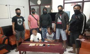 Dua Pengecer Togel di Mongkonai Dibekuk Resmob