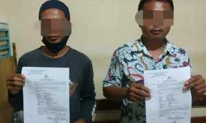 Aniaya Petugas RSUD Kotamobagu, Dua Warga Kobo Kecil Ditahan Polisi